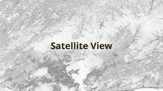 Satellite View Brazil